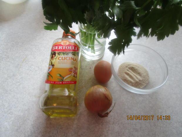 Cevapcici mit Djuvec-Reis und scharfen roten Zwiebeln - Rezept - Bild Nr. 2593