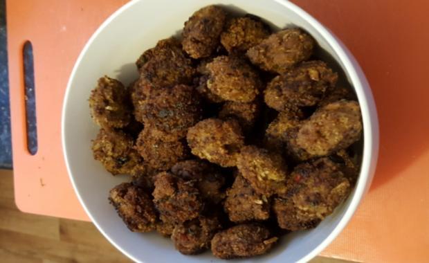 Asiatische Mini-Buletten - Rezept - Bild Nr. 2601