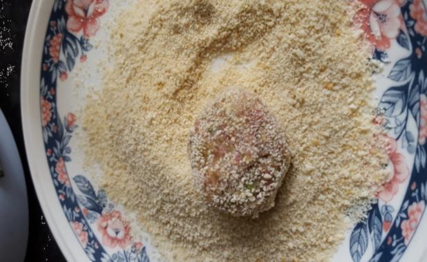 Asiatische Mini-Buletten - Rezept - Bild Nr. 2603