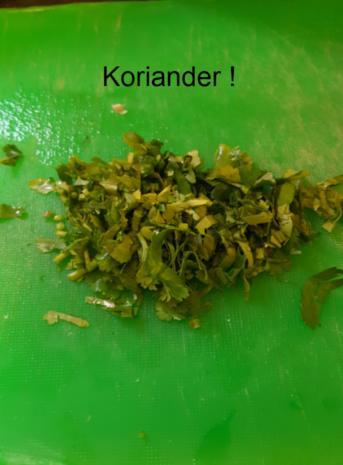 Nasi Goreng mit Curry-Blumenkohl-Reis II - Rezept - Bild Nr. 2606
