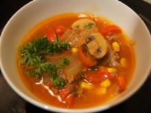 Leckere Suppe zum Abnehmen - Rezept - Bild Nr. 2653