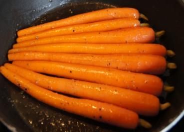 Curry-Honig-Möhren - Rezept - Bild Nr. 2