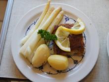 Schlemmerfilet mit Spargel und neuen Kartoffeln - Rezept - Bild Nr. 2