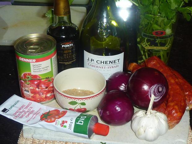 Chorizo Jam - Rezept - Bild Nr. 2654