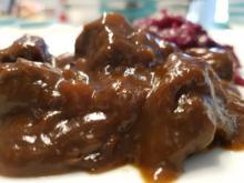 Fleisch / Rind = Sauerbraten à la Biggi - Rezept - Bild Nr. 2655