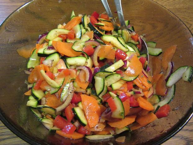Gemüse-Tarteletts - Rezept - Bild Nr. 2657
