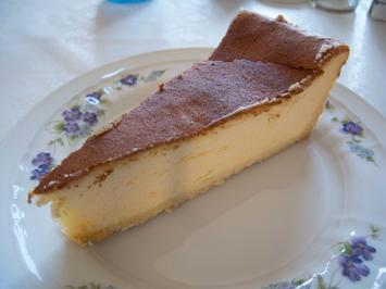 Kuchen: Käsekuchen (Käsetorte) - Rezept - Bild Nr. 2940