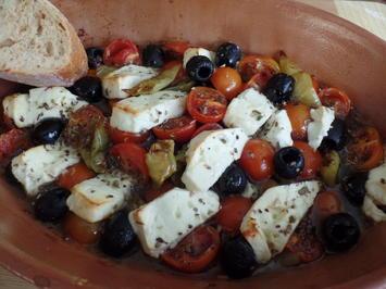 Feta-Tomaten-Auflauf - Rezept - Bild Nr. 2