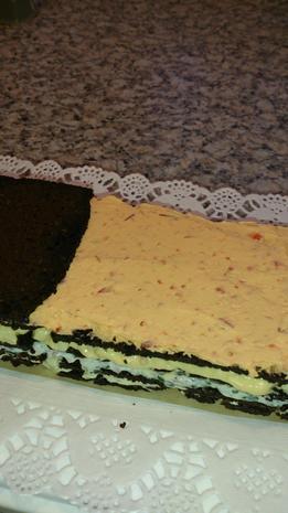 Schwarzbrot-Torte - Rezept - Bild Nr. 2675
