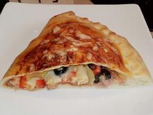 Calzone - Pizza - Rezept - Bild Nr. 2685