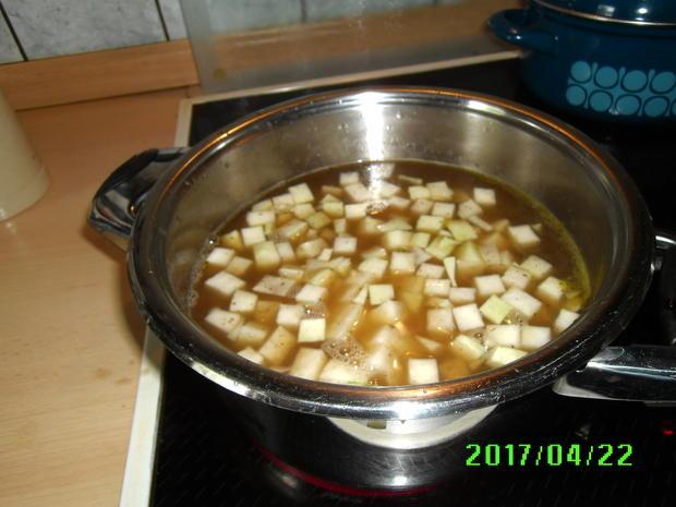 Kohlrabi-Suppe - Rezept - Bild Nr. 2676