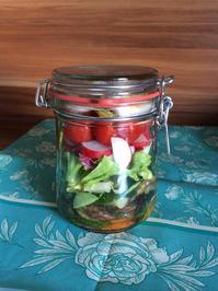 Salat to go - fürs Büro - Rezept - Bild Nr. 2683