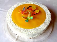 Kokos - Schokoladen - Bananen - Mango - Torte ... - Rezept - Bild Nr. 2