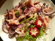 Zwiebelfleisch mit Bärlauch - Rezept - Bild Nr. 2709