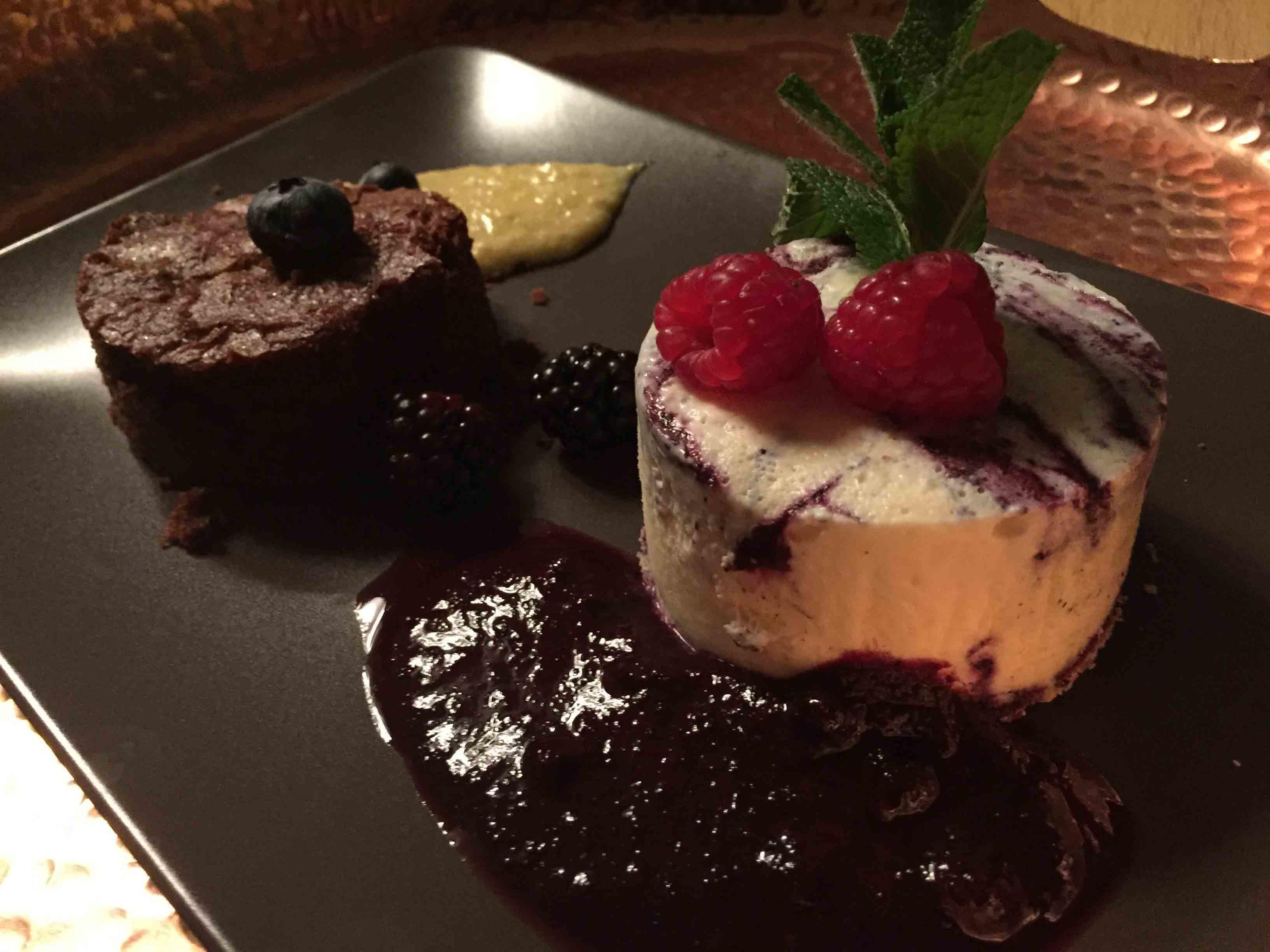Bilder für Blaubeer-Vanille-Eistarte Rezept