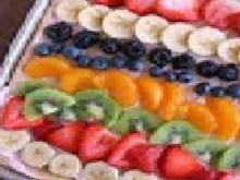 Fruchtpizza - Rezept - Bild Nr. 2831