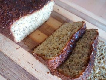 Rezept: Low Carb Brot