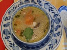 Asiatische Kokossuppe - Rezept - Bild Nr. 2802