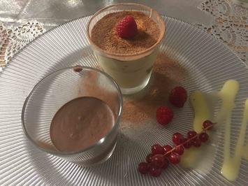 Mousse au Chocolat & Tiramisu im Glas - Rezept - Bild Nr. 2