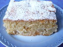 Schneller Apfelkuchen - Rezept - Bild Nr. 2814