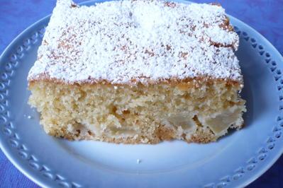 Rezept: Schneller Apfelkuchen