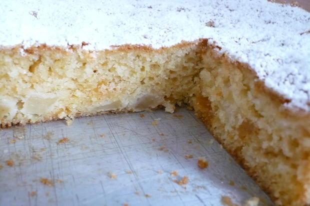 Schneller Apfelkuchen - Rezept - Bild Nr. 2821