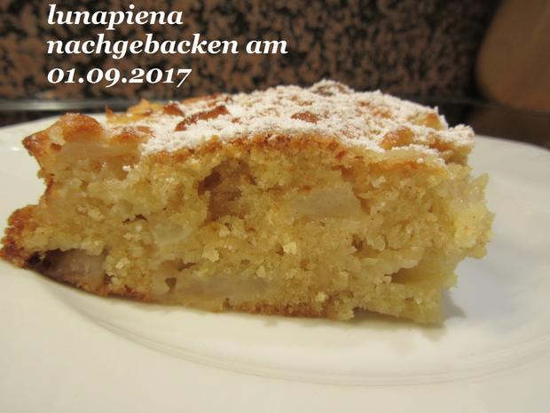 Schneller Apfelkuchen - Rezept - Bild Nr. 2822
