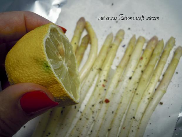 """Ismaninger"" Baby Spargel am Griller gegart - Rezept - Bild Nr. 2833"