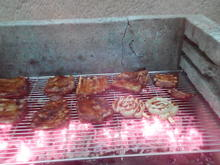 Spareribs in Barbecue Marinade Gegrillt - Rezept - Bild Nr. 2830