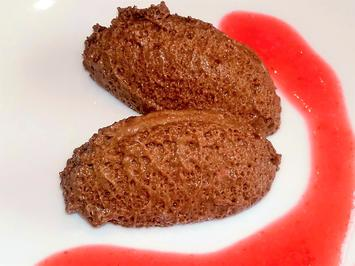 Mousse de Chocolate - Mousse au Chocolat - Rezept - Bild Nr. 2830