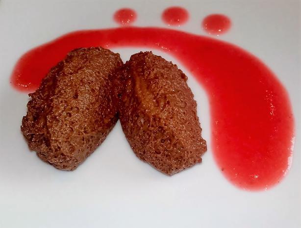 Mousse de Chocolate - Mousse au Chocolat - Rezept - Bild Nr. 2841
