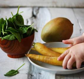 Rezept: Grüner Smoothie für Babys
