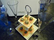 Hors d'oeuvre - schnelles, elegantes Fingerfood - Rezept - Bild Nr. 2897