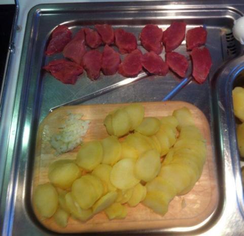 Kartoffelgratin mit Schweinefilet - Rezept - Bild Nr. 2947