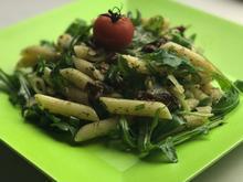Mediterraner Pasta Salat - Rezept - Bild Nr. 2