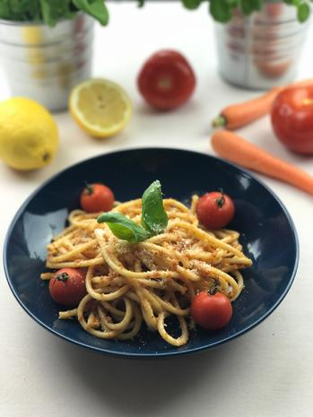 Pesto Rosso - Bärlauch - Basilikum - Rezept - Bild Nr. 2928