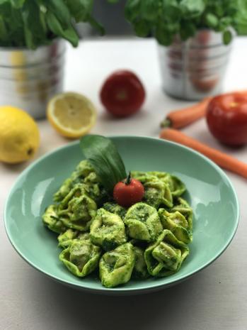 Pesto Rosso - Bärlauch - Basilikum - Rezept - Bild Nr. 2929