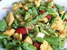 lauwarmer, fruchtiger Spargelsalat - Rezept - Bild Nr. 2938
