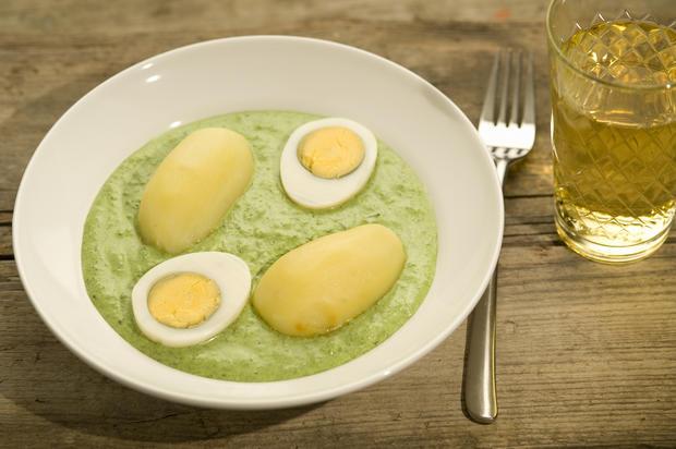 Frankfurter Grüne Sauce - Rezept - Bild Nr. 2