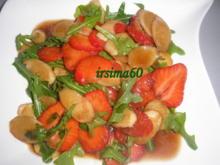 Spargelsalat mit Erdbeeren - Rezept - Bild Nr. 2941
