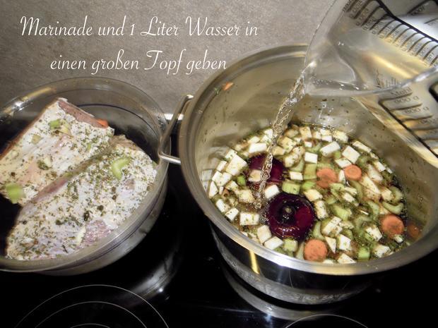 "fein marinierter  "" Wiener Tafelspitz "" - Rezept - Bild Nr. 2953"