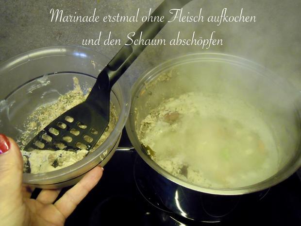 "fein marinierter  "" Wiener Tafelspitz "" - Rezept - Bild Nr. 2954"