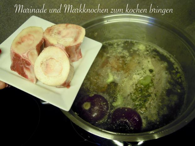 "fein marinierter  "" Wiener Tafelspitz "" - Rezept - Bild Nr. 2956"
