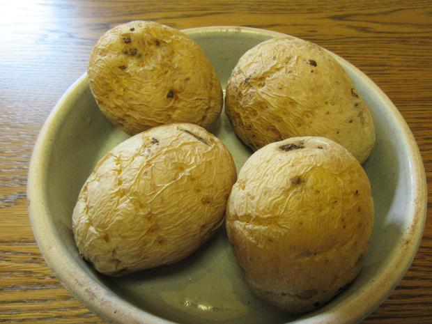 Kartoffel Ravioli - Rezept - Bild Nr. 2941