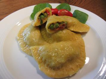 Kartoffel Ravioli - Rezept - Bild Nr. 2942