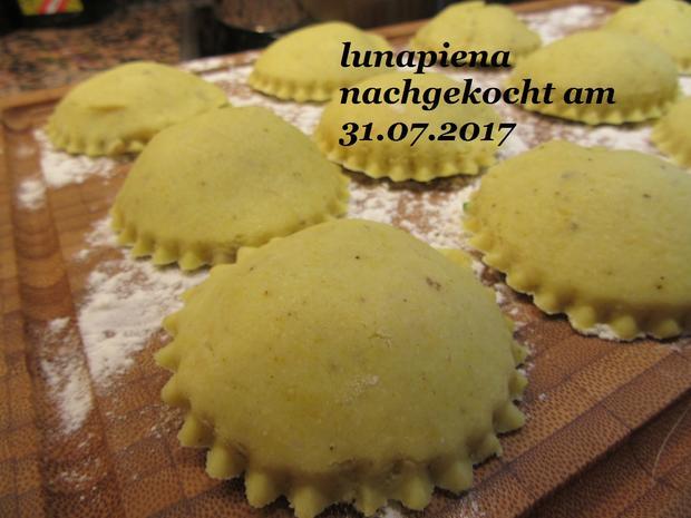 Kartoffel Ravioli - Rezept - Bild Nr. 2945