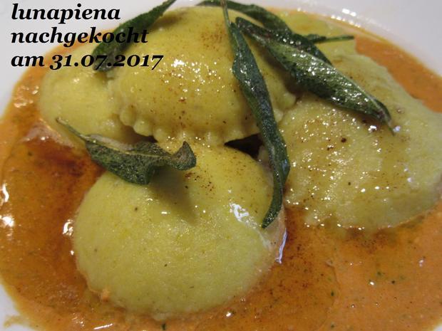Kartoffel Ravioli - Rezept - Bild Nr. 2946