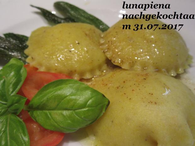 Kartoffel Ravioli - Rezept - Bild Nr. 2947