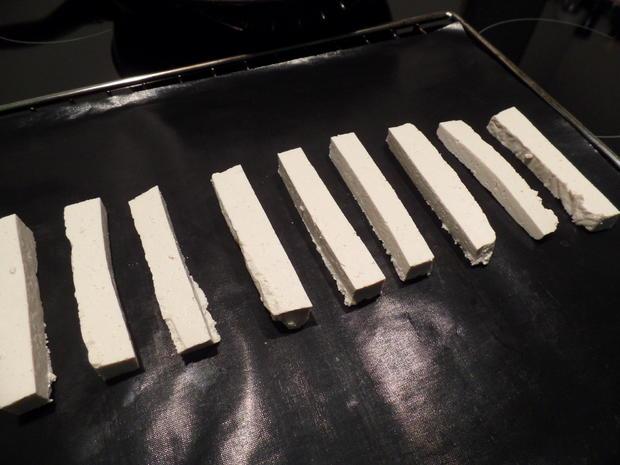 Tofu-Sticks mit Pak Choi und Möhren-Stifte - Rezept - Bild Nr. 2950