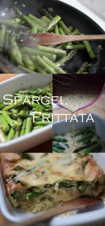 SPARGEL - FRITTATA - Rezept - Bild Nr. 2948